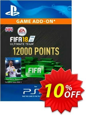 12000 FIFA 18 Points PS4 PSN Code - UK account discount coupon 12000 FIFA 18 Points PS4 PSN Code - UK account Deal - 12000 FIFA 18 Points PS4 PSN Code - UK account Exclusive Easter Sale offer for iVoicesoft