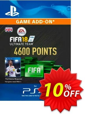 4600 FIFA 18 Points PS4 PSN Code - UK account 프로모션 코드 4600 FIFA 18 Points PS4 PSN Code - UK account Deal 프로모션: 4600 FIFA 18 Points PS4 PSN Code - UK account Exclusive Easter Sale offer for iVoicesoft