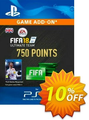 750 FIFA 18 Points PS4 PSN Code - UK account discount coupon 750 FIFA 18 Points PS4 PSN Code - UK account Deal - 750 FIFA 18 Points PS4 PSN Code - UK account Exclusive Easter Sale offer for iVoicesoft