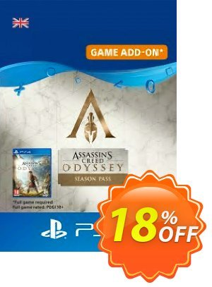 Assassins Creed Odyssey - Season Pass PS4 discount coupon Assassins Creed Odyssey - Season Pass PS4 Deal - Assassins Creed Odyssey - Season Pass PS4 Exclusive Easter Sale offer for iVoicesoft