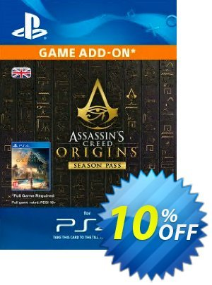 Assassins Creed Origins Season Pass PS4 discount coupon Assassins Creed Origins Season Pass PS4 Deal - Assassins Creed Origins Season Pass PS4 Exclusive Easter Sale offer for iVoicesoft