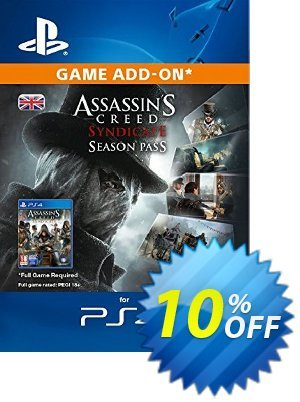 Assassins Creed Syndicate - Season Pass PS4 discount coupon Assassins Creed Syndicate - Season Pass PS4 Deal - Assassins Creed Syndicate - Season Pass PS4 Exclusive Easter Sale offer for iVoicesoft