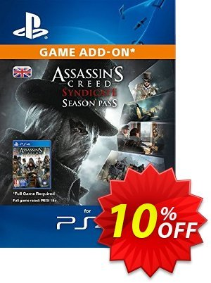 Assassins Creed Syndicate - Season Pass PS4 Coupon discount Assassins Creed Syndicate - Season Pass PS4 Deal. Promotion: Assassins Creed Syndicate - Season Pass PS4 Exclusive Easter Sale offer for iVoicesoft
