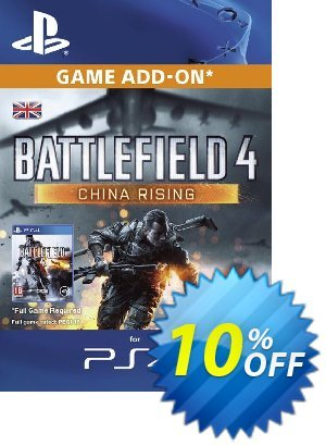 Battlefield 4 China Rising DLC PS4 discount coupon Battlefield 4 China Rising DLC PS4 Deal - Battlefield 4 China Rising DLC PS4 Exclusive Easter Sale offer for iVoicesoft