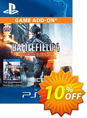 Battlefield 4 Dragons Teeth DLC PS4 優惠券,折扣碼 Battlefield 4 Dragons Teeth DLC PS4 Deal,促銷代碼: Battlefield 4 Dragons Teeth DLC PS4 Exclusive Easter Sale offer for iVoicesoft