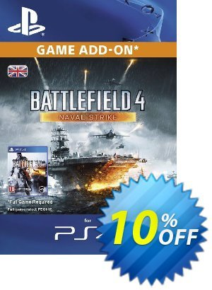 Battlefield 4 Naval Strike DLC PS4 discount coupon Battlefield 4 Naval Strike DLC PS4 Deal - Battlefield 4 Naval Strike DLC PS4 Exclusive Easter Sale offer for iVoicesoft