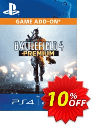 Battlefield 4 Premium Service (PSN) PS3/PS4 Coupon discount Battlefield 4 Premium Service (PSN) PS3/PS4 Deal. Promotion: Battlefield 4 Premium Service (PSN) PS3/PS4 Exclusive Easter Sale offer for iVoicesoft