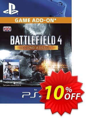 Battlefield 4 Second Assault DLC PS4 discount coupon Battlefield 4 Second Assault DLC PS4 Deal - Battlefield 4 Second Assault DLC PS4 Exclusive Easter Sale offer for iVoicesoft