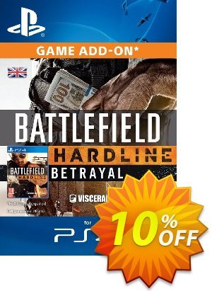 Battlefield Hardline Betrayal DLC PS4 discount coupon Battlefield Hardline Betrayal DLC PS4 Deal - Battlefield Hardline Betrayal DLC PS4 Exclusive Easter Sale offer for iVoicesoft