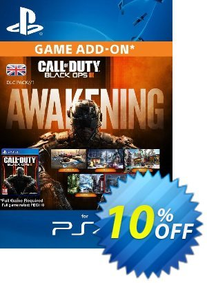 Call of Duty (COD) Black Ops III 3 Awakening DLC PS4 discount coupon Call of Duty (COD) Black Ops III 3 Awakening DLC PS4 Deal - Call of Duty (COD) Black Ops III 3 Awakening DLC PS4 Exclusive Easter Sale offer for iVoicesoft