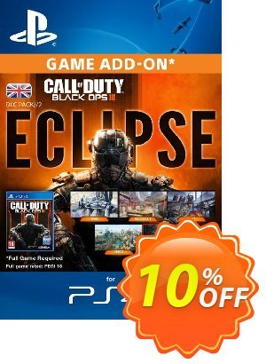Call of Duty (COD) Black Ops III 3 Eclipse DLC PS4 Coupon discount Call of Duty (COD) Black Ops III 3 Eclipse DLC PS4 Deal. Promotion: Call of Duty (COD) Black Ops III 3 Eclipse DLC PS4 Exclusive Easter Sale offer for iVoicesoft