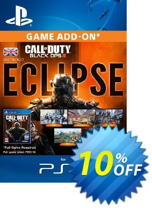 Call of Duty (COD) Black Ops III 3 Eclipse DLC PS4 discount coupon Call of Duty (COD) Black Ops III 3 Eclipse DLC PS4 Deal - Call of Duty (COD) Black Ops III 3 Eclipse DLC PS4 Exclusive Easter Sale offer for iVoicesoft