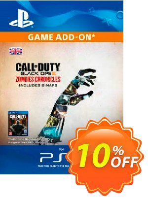 Call of Duty (COD) Black Ops III 3 Zombie Chronicles PS4 discount coupon Call of Duty (COD) Black Ops III 3 Zombie Chronicles PS4 Deal - Call of Duty (COD) Black Ops III 3 Zombie Chronicles PS4 Exclusive Easter Sale offer for iVoicesoft