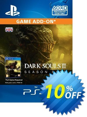 Dark Souls III 3 Season Pass (PS4) discount coupon Dark Souls III 3 Season Pass (PS4) Deal - Dark Souls III 3 Season Pass (PS4) Exclusive Easter Sale offer for iVoicesoft