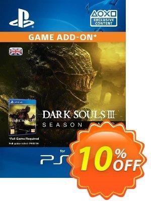 Dark Souls III 3 Season Pass (PS4) 優惠券,折扣碼 Dark Souls III 3 Season Pass (PS4) Deal,促銷代碼: Dark Souls III 3 Season Pass (PS4) Exclusive Easter Sale offer for iVoicesoft