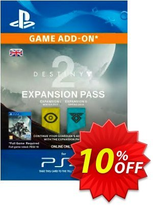 Destiny 2 Expansion Pass PS4 優惠券,折扣碼 Destiny 2 Expansion Pass PS4 Deal,促銷代碼: Destiny 2 Expansion Pass PS4 Exclusive Easter Sale offer for iVoicesoft