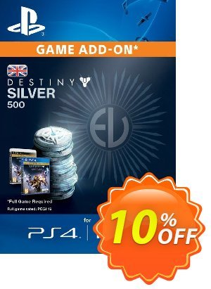 Destiny Silver 500 PS3/PS4 프로모션 코드 Destiny Silver 500 PS3/PS4 Deal 프로모션: Destiny Silver 500 PS3/PS4 Exclusive Easter Sale offer for iVoicesoft