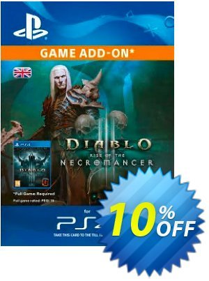 Diablo III: Rise of the Necromancer PS4 discount coupon Diablo III: Rise of the Necromancer PS4 Deal - Diablo III: Rise of the Necromancer PS4 Exclusive Easter Sale offer for iVoicesoft