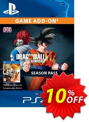 Dragon Ball Xenoverse - Season Pass PS4 discount coupon Dragon Ball Xenoverse - Season Pass PS4 Deal - Dragon Ball Xenoverse - Season Pass PS4 Exclusive Easter Sale offer for iVoicesoft