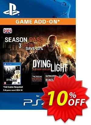 Dying Light Season Pass PS4 discount coupon Dying Light Season Pass PS4 Deal - Dying Light Season Pass PS4 Exclusive Easter Sale offer for iVoicesoft