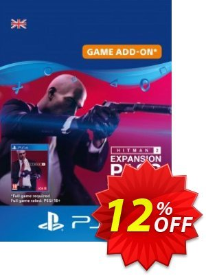 Hitman 2 Expansion Pass PS4 discount coupon Hitman 2 Expansion Pass PS4 Deal - Hitman 2 Expansion Pass PS4 Exclusive Easter Sale offer for iVoicesoft