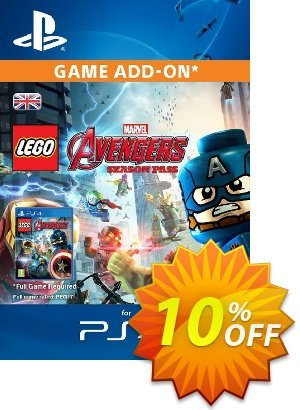 LEGO Marvel Avengers Season Pass PS4 discount coupon LEGO Marvel Avengers Season Pass PS4 Deal - LEGO Marvel Avengers Season Pass PS4 Exclusive Easter Sale offer for iVoicesoft