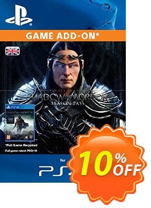 Middle-earth Shadow of Mordor Season Pass PS4 discount coupon Middle-earth Shadow of Mordor Season Pass PS4 Deal - Middle-earth Shadow of Mordor Season Pass PS4 Exclusive Easter Sale offer for iVoicesoft