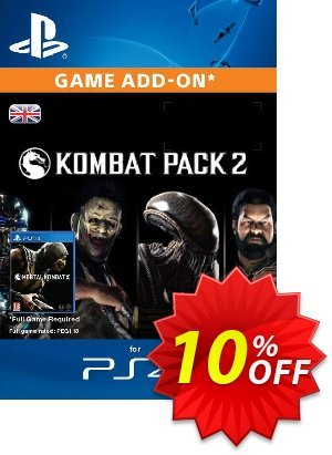 Mortal Kombat X Kombat Pack 2 PS4 discount coupon Mortal Kombat X Kombat Pack 2 PS4 Deal - Mortal Kombat X Kombat Pack 2 PS4 Exclusive Easter Sale offer for iVoicesoft