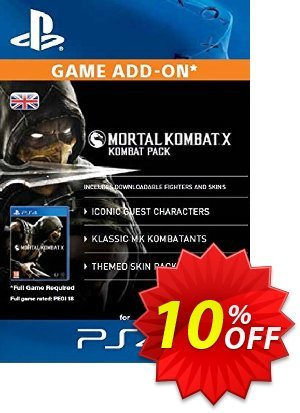 Mortal Kombat X Kombat Pack PS4 프로모션 코드 Mortal Kombat X Kombat Pack PS4 Deal 프로모션: Mortal Kombat X Kombat Pack PS4 Exclusive Easter Sale offer for iVoicesoft