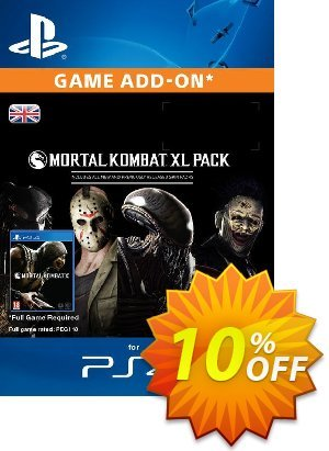 Mortal Kombat X XL Pack PS4 discount coupon Mortal Kombat X XL Pack PS4 Deal - Mortal Kombat X XL Pack PS4 Exclusive Easter Sale offer for iVoicesoft