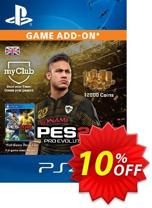 PES 2016 - 12000 myClub Coins PS4 discount coupon PES 2016 - 12000 myClub Coins PS4 Deal - PES 2016 - 12000 myClub Coins PS4 Exclusive Easter Sale offer for iVoicesoft
