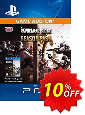 Rainbow Six Siege Season Pass PS4 discount coupon Rainbow Six Siege Season Pass PS4 Deal - Rainbow Six Siege Season Pass PS4 Exclusive Easter Sale offer for iVoicesoft