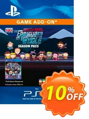South Park: The Fractured but Whole Season Pass PS4 discount coupon South Park: The Fractured but Whole Season Pass PS4 Deal - South Park: The Fractured but Whole Season Pass PS4 Exclusive Easter Sale offer for iVoicesoft