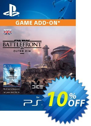 Star Wars Battlefront Outer Rim (DLC) PS4 discount coupon Star Wars Battlefront Outer Rim (DLC) PS4 Deal - Star Wars Battlefront Outer Rim (DLC) PS4 Exclusive Easter Sale offer for iVoicesoft