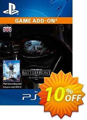 Star Wars Battlefront Season Pass PS4 discount coupon Star Wars Battlefront Season Pass PS4 Deal - Star Wars Battlefront Season Pass PS4 Exclusive Easter Sale offer for iVoicesoft
