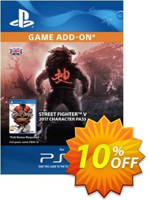 Street Fighter V 5 - Character Pass PS4 discount coupon Street Fighter V 5 - Character Pass PS4 Deal - Street Fighter V 5 - Character Pass PS4 Exclusive Easter Sale offer for iVoicesoft