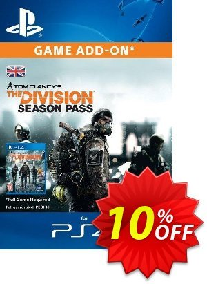 Tom Clancy's The Division Season Pass PS4 discount coupon Tom Clancy's The Division Season Pass PS4 Deal - Tom Clancy's The Division Season Pass PS4 Exclusive Easter Sale offer for iVoicesoft