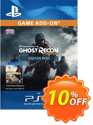 Tom Clancys Ghost Recon Wildlands Season Pass PS4 優惠券,折扣碼 Tom Clancys Ghost Recon Wildlands Season Pass PS4 Deal,促銷代碼: Tom Clancys Ghost Recon Wildlands Season Pass PS4 Exclusive Easter Sale offer for iVoicesoft