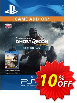Tom Clancys Ghost Recon Wildlands Season Pass PS4 discount coupon Tom Clancys Ghost Recon Wildlands Season Pass PS4 Deal - Tom Clancys Ghost Recon Wildlands Season Pass PS4 Exclusive Easter Sale offer for iVoicesoft