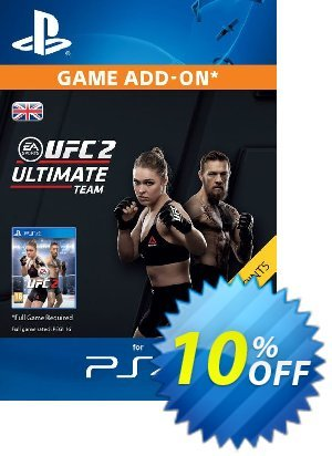 UFC 2 - 1050 Points PS4 discount coupon UFC 2 - 1050 Points PS4 Deal - UFC 2 - 1050 Points PS4 Exclusive Easter Sale offer for iVoicesoft