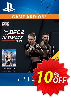 UFC 2 - 12000 Points PS4 discount coupon UFC 2 - 12000 Points PS4 Deal - UFC 2 - 12000 Points PS4 Exclusive Easter Sale offer for iVoicesoft