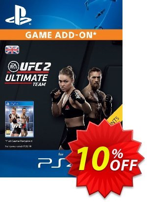 UFC 2 - 4600 Points PS4 discount coupon UFC 2 - 4600 Points PS4 Deal - UFC 2 - 4600 Points PS4 Exclusive Easter Sale offer for iVoicesoft