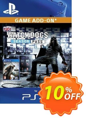 Watch Dogs: Season Pass PSN (PS3/PS4) 優惠券,折扣碼 Watch Dogs: Season Pass PSN (PS3/PS4) Deal,促銷代碼: Watch Dogs: Season Pass PSN (PS3/PS4) Exclusive Easter Sale offer for iVoicesoft