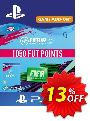 1050 FIFA 19 Points PS4 PSN Code - UK account 프로모션 코드 1050 FIFA 19 Points PS4 PSN Code - UK account Deal 프로모션: 1050 FIFA 19 Points PS4 PSN Code - UK account Exclusive Easter Sale offer for iVoicesoft