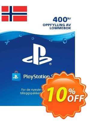 Playstation Network (PSN) Card 400 NOK (Norway) discount coupon Playstation Network (PSN) Card 400 NOK (Norway) Deal - Playstation Network (PSN) Card 400 NOK (Norway) Exclusive Easter Sale offer for iVoicesoft