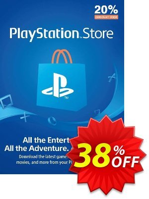 PSN 20% Discount PS4 (US) discount coupon PSN 20% Discount PS4 (US) Deal - PSN 20% Discount PS4 (US) Exclusive Easter Sale offer for iVoicesoft
