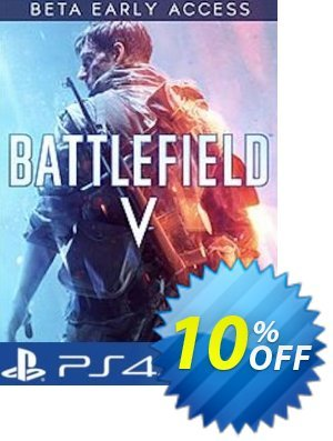 Battlefield V 5 PS4 Beta discount coupon Battlefield V 5 PS4 Beta Deal - Battlefield V 5 PS4 Beta Exclusive Easter Sale offer for iVoicesoft