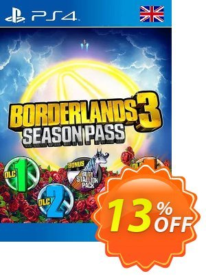 Borderlands 3: Season Pass PS4 (UK) discount coupon Borderlands 3: Season Pass PS4 (UK) Deal - Borderlands 3: Season Pass PS4 (UK) Exclusive Easter Sale offer for iVoicesoft