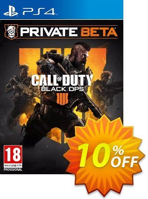 Call of Duty (COD) Black Ops 4 PS4 Beta 優惠券,折扣碼 Call of Duty (COD) Black Ops 4 PS4 Beta Deal,促銷代碼: Call of Duty (COD) Black Ops 4 PS4 Beta Exclusive Easter Sale offer for iVoicesoft