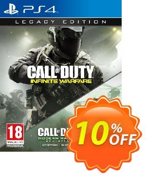 Call of Duty (COD) Infinite Warfare Legacy Edition PS4 - Digital Code discount coupon Call of Duty (COD) Infinite Warfare Legacy Edition PS4 - Digital Code Deal - Call of Duty (COD) Infinite Warfare Legacy Edition PS4 - Digital Code Exclusive Easter Sale offer for iVoicesoft